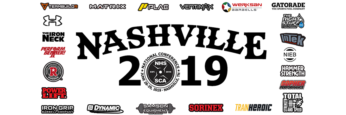 2019 NatCon Page - HS Strength Coaches